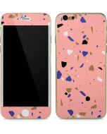 Pink Terrazzo iPhone 6/6s Skin