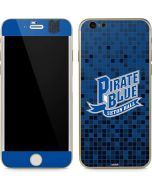 Pirate Blue Seton Hall iPhone 6/6s Skin