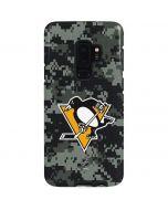 Pittsburgh Penguins Camo Galaxy S9 Plus Pro Case