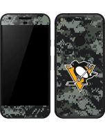 Pittsburgh Penguins Camo Google Pixel Skin