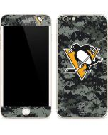 Pittsburgh Penguins Camo iPhone 6/6s Plus Skin
