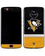 Pittsburgh Penguins Jersey Moto X4 Skin