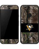 Pittsburgh Penguins Realtree Xtra Camo Google Pixel Skin