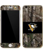 Pittsburgh Penguins Realtree Xtra Camo iPhone 6/6s Skin