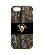 Pittsburgh Penguins Realtree Xtra Camo iPhone 8 Pro Case
