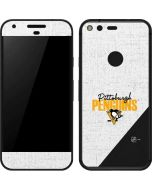 Pittsburgh Penguins Script Google Pixel Skin