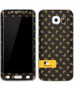 Pittsburgh Pirates Full Count Galaxy S6 Edge Skin