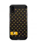 Pittsburgh Pirates Full Count iPhone XR Cargo Case