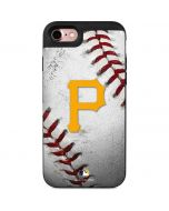Pittsburgh Pirates Game Ball iPhone 7 Wallet Case