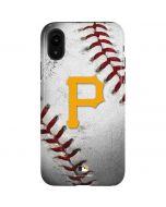 Pittsburgh Pirates Game Ball iPhone XR Pro Case