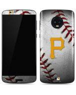 Pittsburgh Pirates Game Ball Moto G6 Skin
