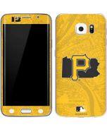Pittsburgh Pirates Home Turf Galaxy S6 Edge Skin