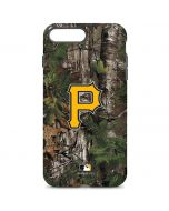 Pittsburgh Pirates Realtree Xtra Green Camo iPhone 7 Plus Pro Case