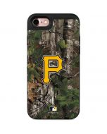 Pittsburgh Pirates Realtree Xtra Green Camo iPhone 7 Wallet Case