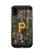 Pittsburgh Pirates Realtree Xtra Green Camo iPhone XR Cargo Case