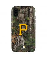 Pittsburgh Pirates Realtree Xtra Green Camo iPhone XR Pro Case