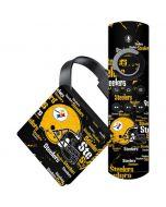 Pittsburgh Steelers - Blast Dark Amazon Fire TV Skin