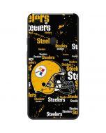 Pittsburgh Steelers - Blast Dark Google Pixel 3 XL Skin