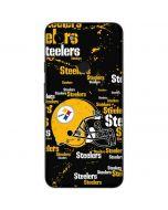 Pittsburgh Steelers - Blast Dark Google Pixel 3a Skin