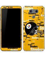 Pittsburgh Steelers - Blast LG G6 Skin