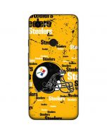 Pittsburgh Steelers - Blast Google Pixel 3a Skin