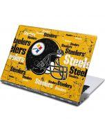 Pittsburgh Steelers - Blast Yoga 910 2-in-1 14in Touch-Screen Skin