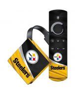 Pittsburgh Steelers Amazon Fire TV Skin