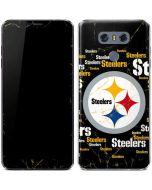 Pittsburgh Steelers Black Blast LG G6 Skin