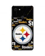 Pittsburgh Steelers Black Blast Google Pixel 3 XL Skin