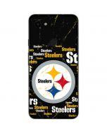 Pittsburgh Steelers Black Blast Google Pixel 3a Skin