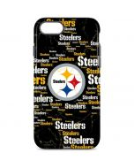 Pittsburgh Steelers Black Blast iPhone 8 Pro Case