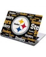 Pittsburgh Steelers Black Blast Yoga 910 2-in-1 14in Touch-Screen Skin