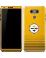 Pittsburgh Steelers Breakaway LG G6 Skin