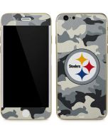 Pittsburgh Steelers Camo iPhone 6/6s Skin