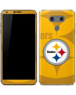 Pittsburgh Steelers Double Vision LG G6 Skin