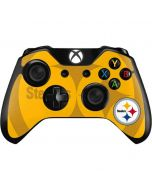 Pittsburgh Steelers Double Vision Xbox One Controller Skin