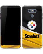 Pittsburgh Steelers LG G6 Skin