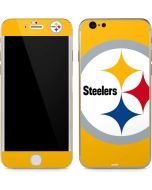 Pittsburgh Steelers Large Logo iPhone 6/6s Skin