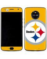 Pittsburgh Steelers Large Logo Moto X4 Skin