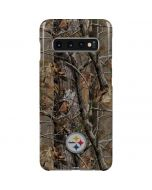 Pittsburgh Steelers Realtree AP Camo Galaxy S10 Lite Case