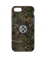 Pittsburgh Steelers Realtree Xtra Green Camo iPhone 8 Pro Case