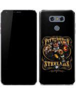 Pittsburgh Steelers Running Back LG G6 Skin