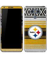Pittsburgh Steelers Trailblazer LG G6 Skin