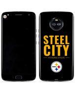 Pittsburgh Steelers Team Motto Moto X4 Skin