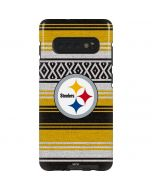 Pittsburgh Steelers Trailblazer Galaxy S10 Plus Pro Case