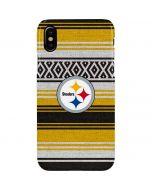Pittsburgh Steelers Trailblazer iPhone XS Max Lite Case
