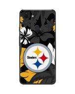 Pittsburgh Steelers Tropical Print Google Pixel 3 XL Skin