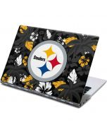 Pittsburgh Steelers Tropical Print Yoga 910 2-in-1 14in Touch-Screen Skin