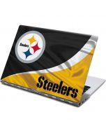 Pittsburgh Steelers Yoga 910 2-in-1 14in Touch-Screen Skin