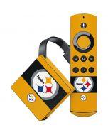 Pittsburgh Steelers Zone Block Amazon Fire TV Skin